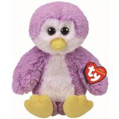 TY Beanie Boos plyšový papoušek sedící 20 cm