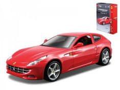 BBurago Auto Bburago skládačka 1:43 KIT Ferrari Race & Play