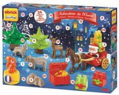 ECOIFFIER Abrick Adventní kalendář