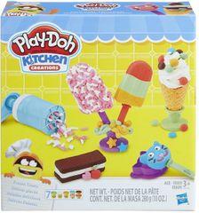 Play-Doh PD zmrzlinárske set