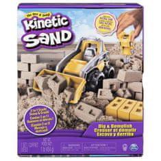 Spin Master Kinetic sand bagruj a bourej set