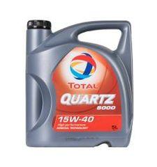 Total Total 15w-40 Quartz 5000 5L (148645)