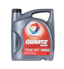 Total Total 15w-40 diesel 5000 5L (148644)