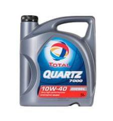 Total Total 10w-40 diesel 7000 5L (201524) (203709)