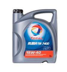 Total Total 15w-40 RubiaTir 7400 5L (148585)