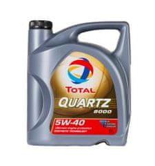 Total Total 5w-40 Quartz 9000 5L (148650)