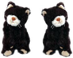 Bukowski Bukowski BAMBO kočička černá stojící dva druhy (25 cm) střední