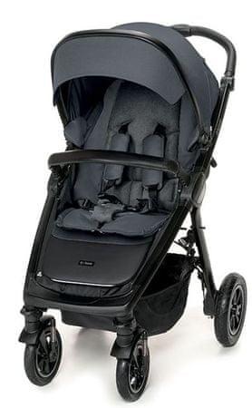 Espiro Sonic air otroški voziček 17 graphite 2020