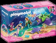 Playmobil 70099 Sběratelé perel s rejnokem