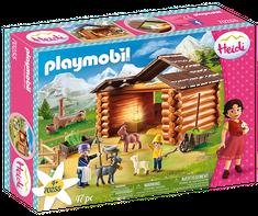 Playmobil 70255 Petrův kozí chlívek