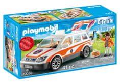 Playmobil 70050 Zásahové vozidlo záchranářů se zvukem a světly
