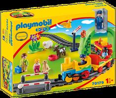 Playmobil 70179 Moje první železniční dráha