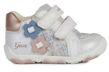 Geox NEW BALU lány sportcipő B020QA_00744_C1000, 19, fehér