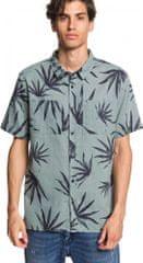 Quiksilver pánska košeľa Deli Palm SS (EQYWT03957-GKB6)