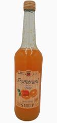 Jan Blahovec Blahovec domácí sirup - Pomeranč 0,7l