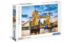 Clementoni HQC slagalica Tower Bridge, 2000 komada, (32563)