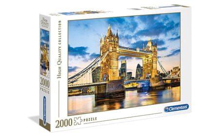 Clementoni HQC sestavljanka Tower Bridge, 2000 kosov (32563)
