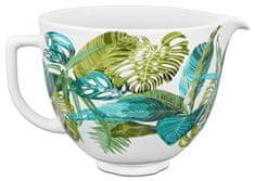 KitchenAid Tropical Floral keramična skleda, 4,7 l