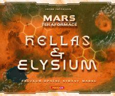 Mindok Mars: Teraformácia - Hellas Elysium