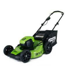 Greenworks Tool akumulátorová sekačka na trávu - 60 V - 46 cm