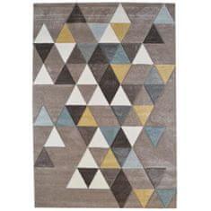 Nazar koberec, 160 x 230 cm - šedá