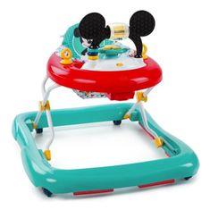 Disney dětské chodítko Mickey Mouse s elektronickou herní stanicí