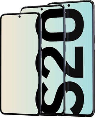 Samsung Galaxy S20 Ultra 5G, Dynamic AMOLED displej, frekvence 120Hz, HDR10+, velký displej, QHD, vysoké rozlišení