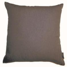 OCBO polštář s potahem, hnědá - 60x60 cm