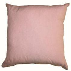 OCBO polštář s potahem, růžová - 60x60 cm