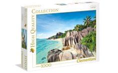 Clementoni HQC sestavljanka Paradise Beach, 1000 kosov (39413)