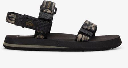 Quiksilver Monkeycageyouth AQBL100337-XGKG sandale za dječake, crne, 34