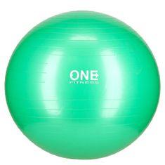 ONE Fitness gymnastický míč GB10, 65 cm, zelený