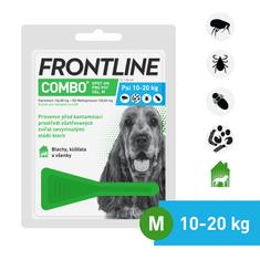 Frontline Combo Spot on Dog M 1,34 ml