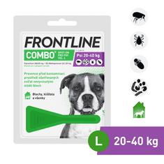 Frontline Combo spot on Dog L 1 x 2,68ml