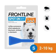 Frontline spot on Dog S 1 x 0,67ml