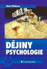 Alena Plháková: Dějiny psychologie