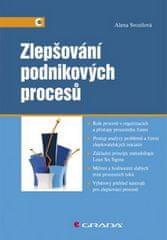 Alena Svozilová: Zlepšování podnikových procesů