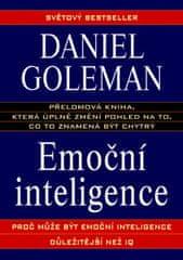 Daniel Goleman: Emoční inteligence - Proč může být emoční inteligence důležitější než IQ