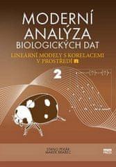 Stano Pekár: Moderní analýza biologických dat 2 - Lineární modely s korelacemi v prostředí R