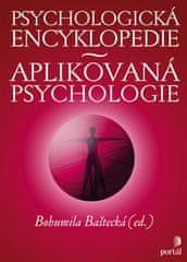 Bohumila Baštecká: Psychologická encyklopedie - Aplikovaná psychologie