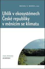 Michal V. Marek: Uhlík v ekosystémech České republiky v měnícím se klimatu