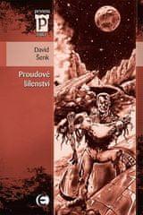 David Šenk: Proudové šílenství - svazek 85
