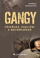 Barbora Vegrichtová: Gangy - Vězeňské, pouliční a motorkářské