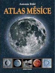 Antonín Rükl: Atlas Měsíce