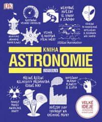 autorů kolektiv: Kniha astronomie