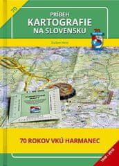Dušan Hein: Príbeh kartografie na Slovensku - 70. rokov VKÚ Harmanec