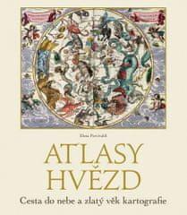 Elena Percivaldi: Atlasy hvězd - Cesta do nebe a zlatý věk kartografie