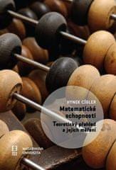 Hynek Cígler: Matematické schopnosti - Teoretický přehled a jejich měření