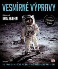 Giles Sparrow: Vesmírné výpravy - Od prvních krůčků po práh mezihvězdného prostoru