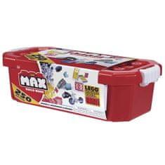 Zuru Max Build More: 250 dílků - stroje, okna, dveře